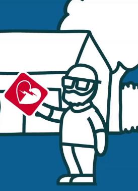 Nog 5.000 AED's nodig voor landelijke dekking: Zwolle heeft er nog tientallen nodig!