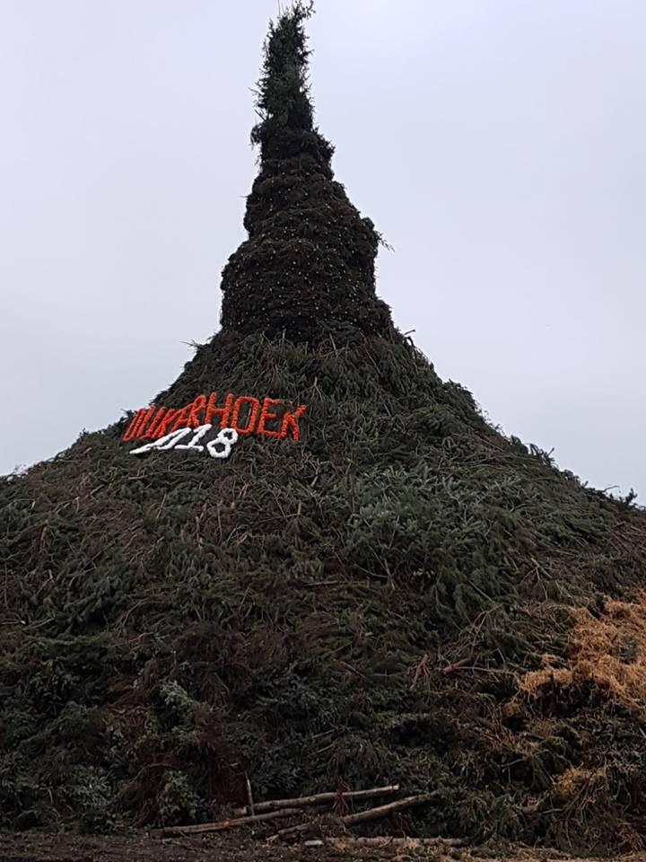 Tientallen paasvuren in Achterhoek afgelast vanwege kans natuurbranden, hoe zit het in jouw gemeente?