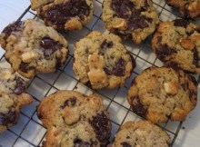 weight watchers double chocolate chunk cookies recipe