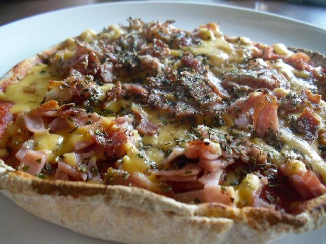 WeightWatchers Pizza Recipe