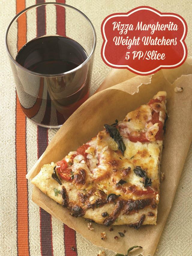 Pizza Margherita Weight Watchers Recipe
