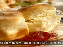 Weight Watchers Tender Potato Rolls recipe