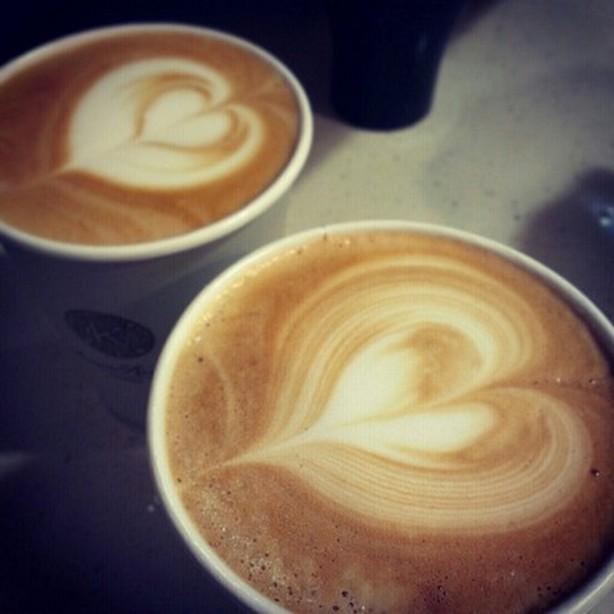Weight Watchers Valentine's Day Caffe Latte recipe