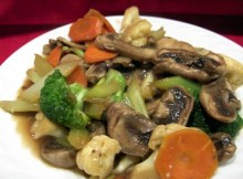 Weight Watchers Vegetable Stir-Fry recipe