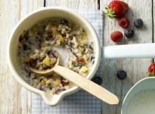 Weight Watchers Wild Rice Breakfast recipe