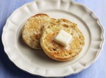 Weight Watchers English Muffins recipe
