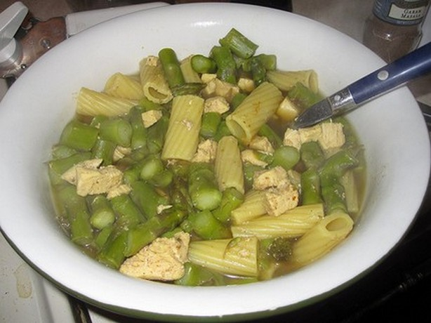 weight watchers asparagus pasta soup recipe
