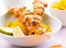 weight watchers chicken kebabs recipe
