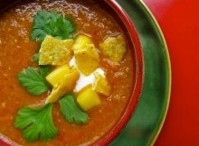 weight watchers chicken tortilla soup recipe