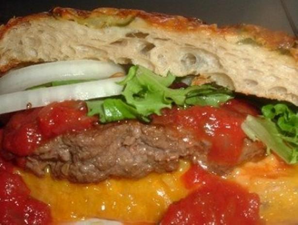 weight watchers double salsa burgers recipe