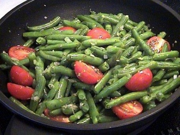 weight watchers green beans provencale recipe