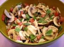 weight watchers greek mushroom salad recipe