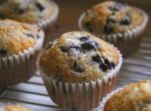 weight watchers old fashioned blueberry muffins recipe