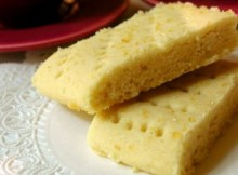 weight watchers traditional shortbread recipe