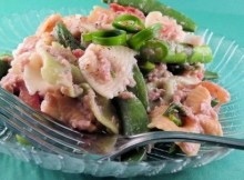 weight watchers tuna pasta primavera recipe