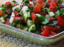 weight watchers turkish tomato salad recipe
