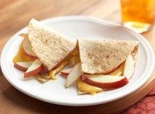 Weight Watchers 1-Minute Apple Tortilla Recipe
