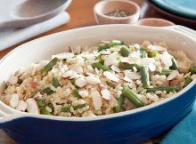 Weight Watchers Rice & Green Beans Recipe