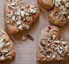 Weight Watchers Almond & Pomegranate Scones recipe