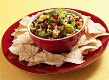 Weight Watchers Black Bean and Corn Salsa Recipe