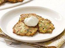 Weight Watchers Zucchini Pancakes recipe