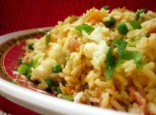 Weight Watchers fried rice recipe