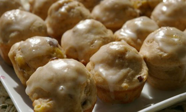 Weightwatchers Frosted Banana Bread Muffins Recipe Ww Recipes