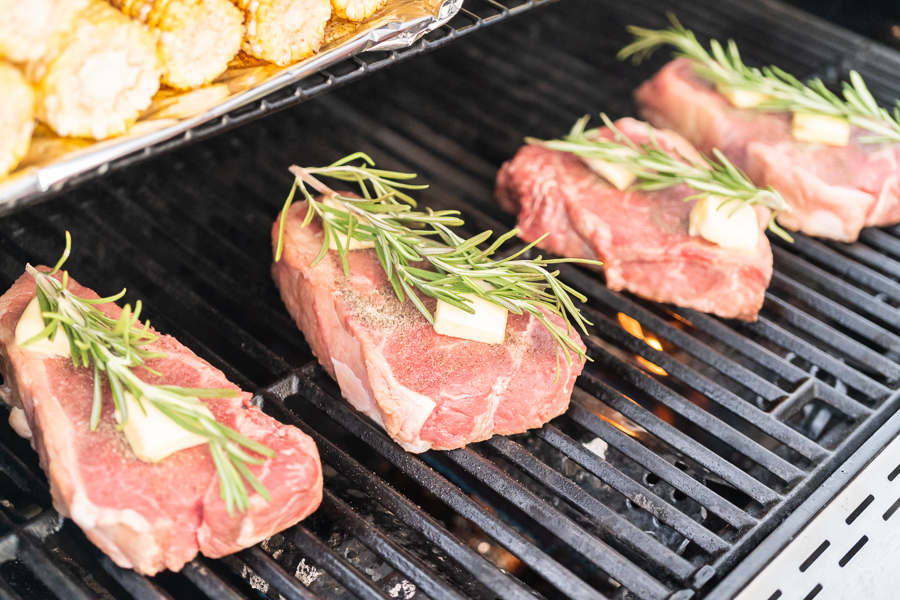 How to Perfectly Grill Steak and Chicken