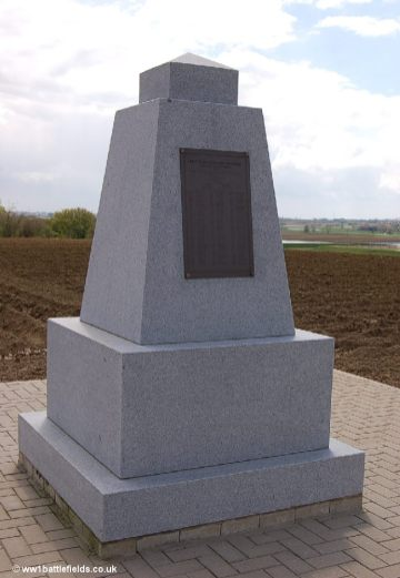 Memorial to the 85th (Nova Scotia Highlanders) Battalion