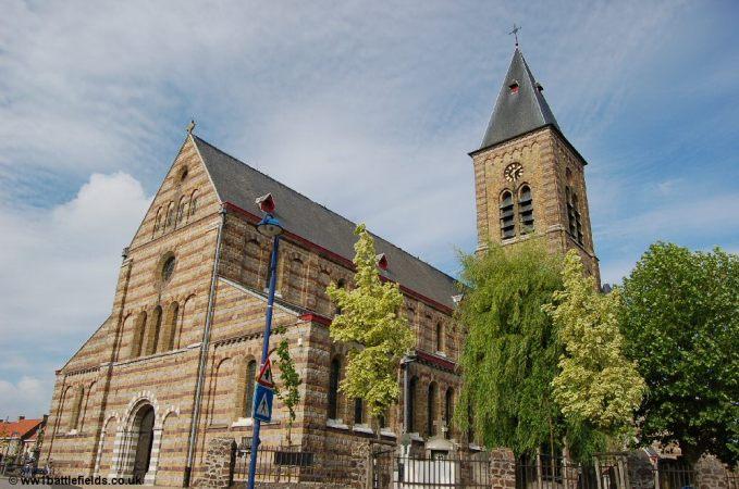 Passchendaele Church