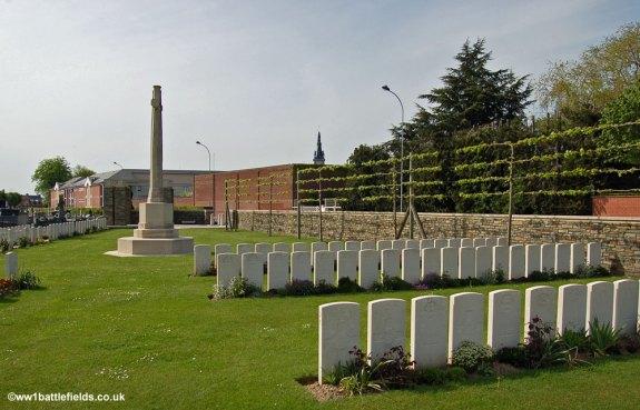 Albert Communal Cemetery Extension