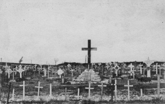 Bapaume Post Cemetery