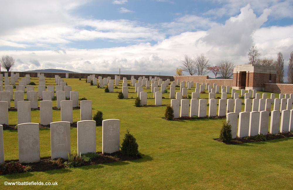 Kemmel No. 1 French Cemetery
