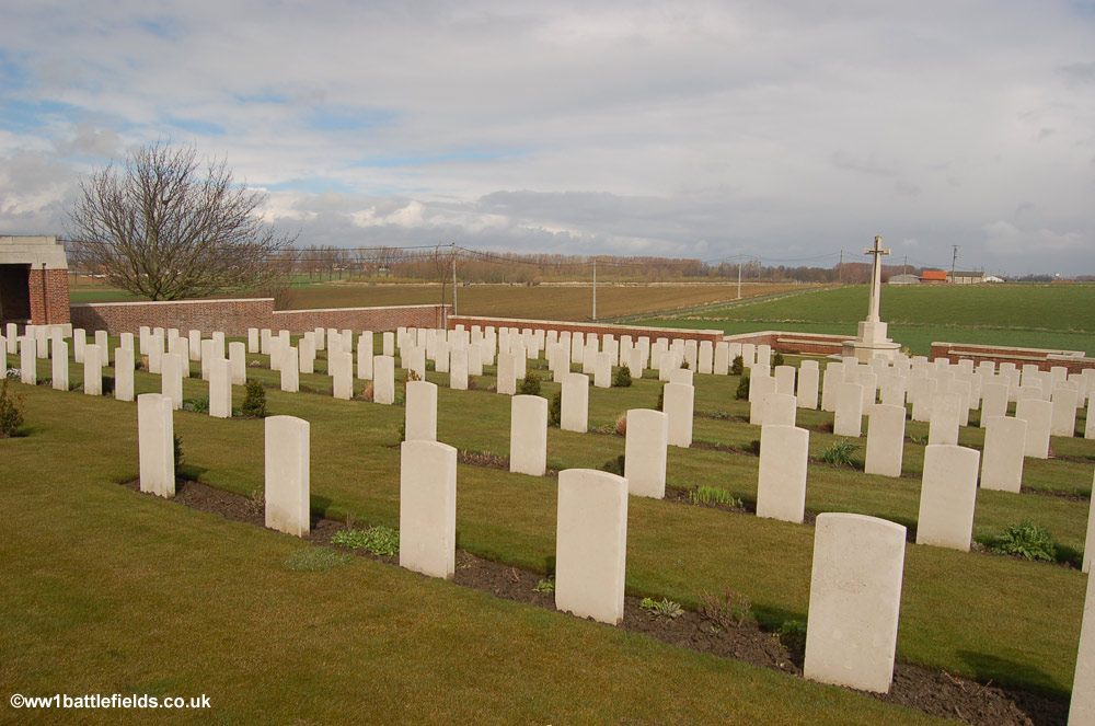 Kemmel No. 1 French Cemetery