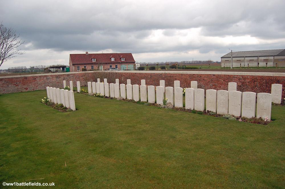 Suffolk Cemetery