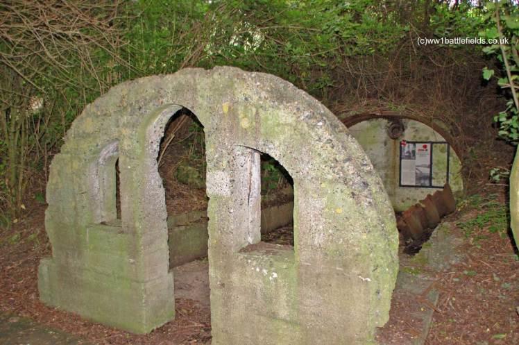 Essex Farm bunker