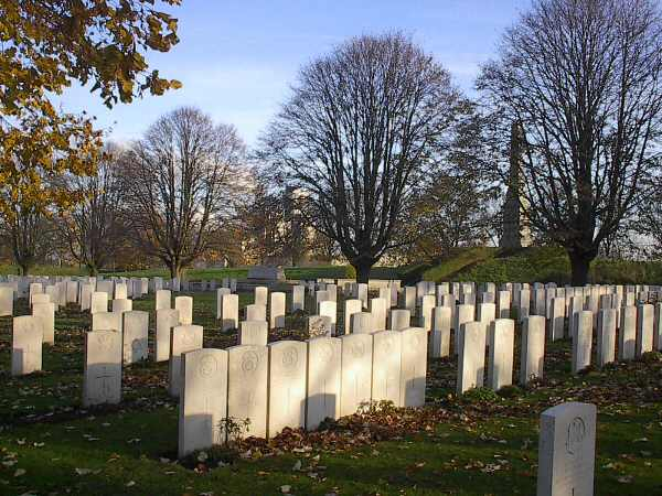 Essex Farm Cemetery