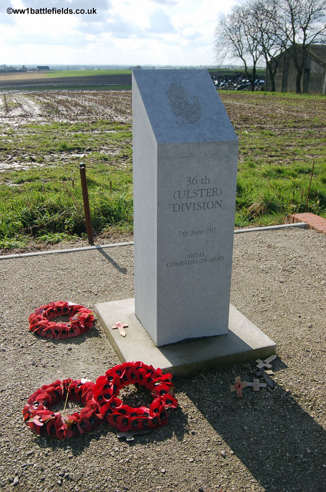 Memorial to 36th Ulster Division