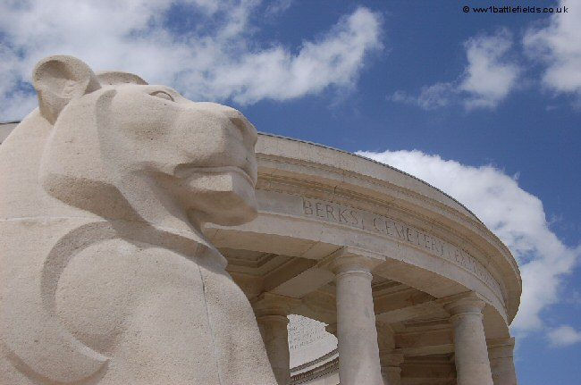The Ploegsteert Memorial to the Missing, Plugstreet