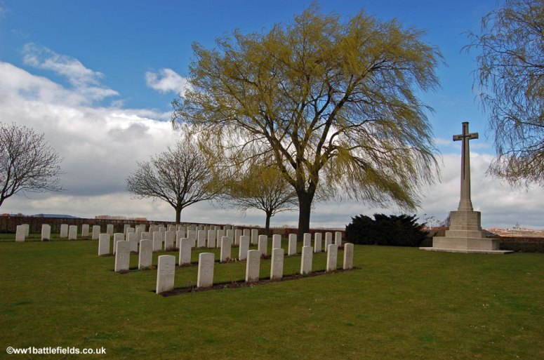 Prowse Point Cemetery