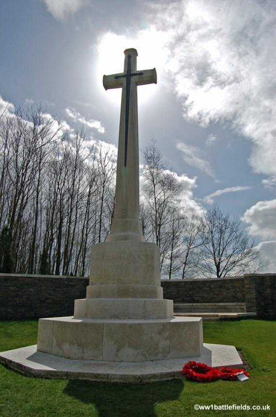 Sanctuary Wood Cemetery