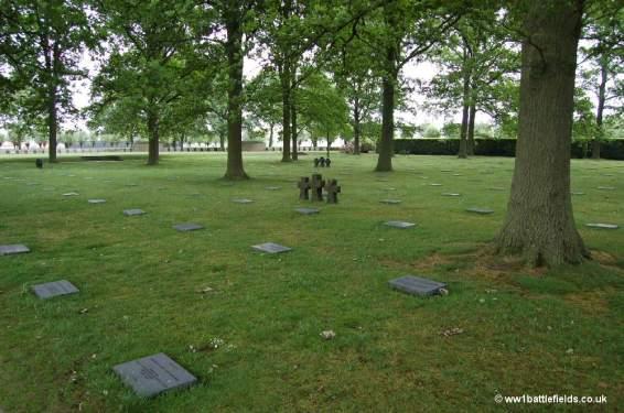 Langemark German Cemetery