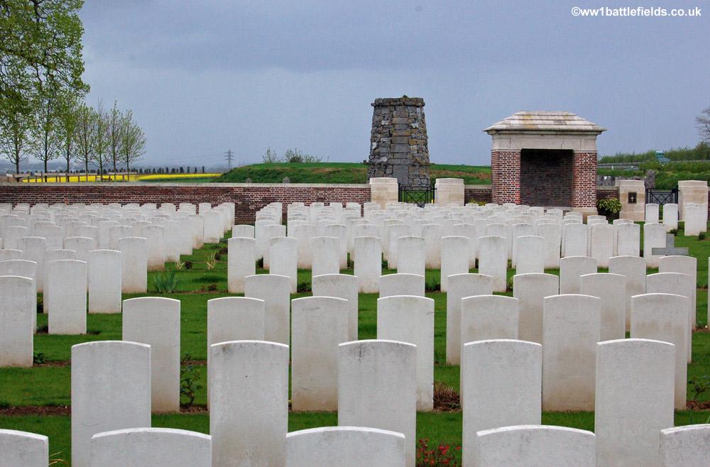 Point du Jour Military Cemetery