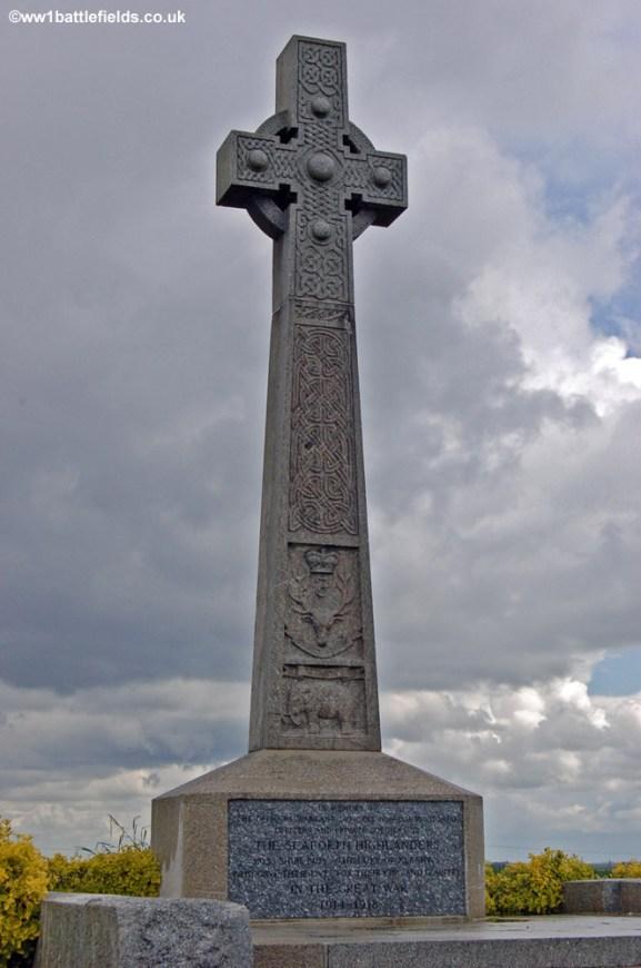 The Seaforth Highlanders Memorial