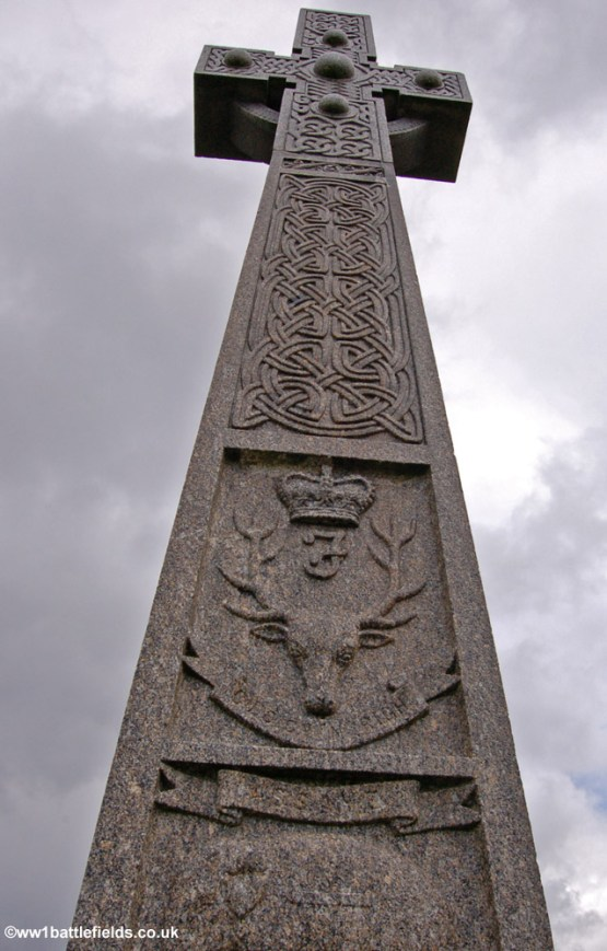 The Seaforth Highlanders Memorial