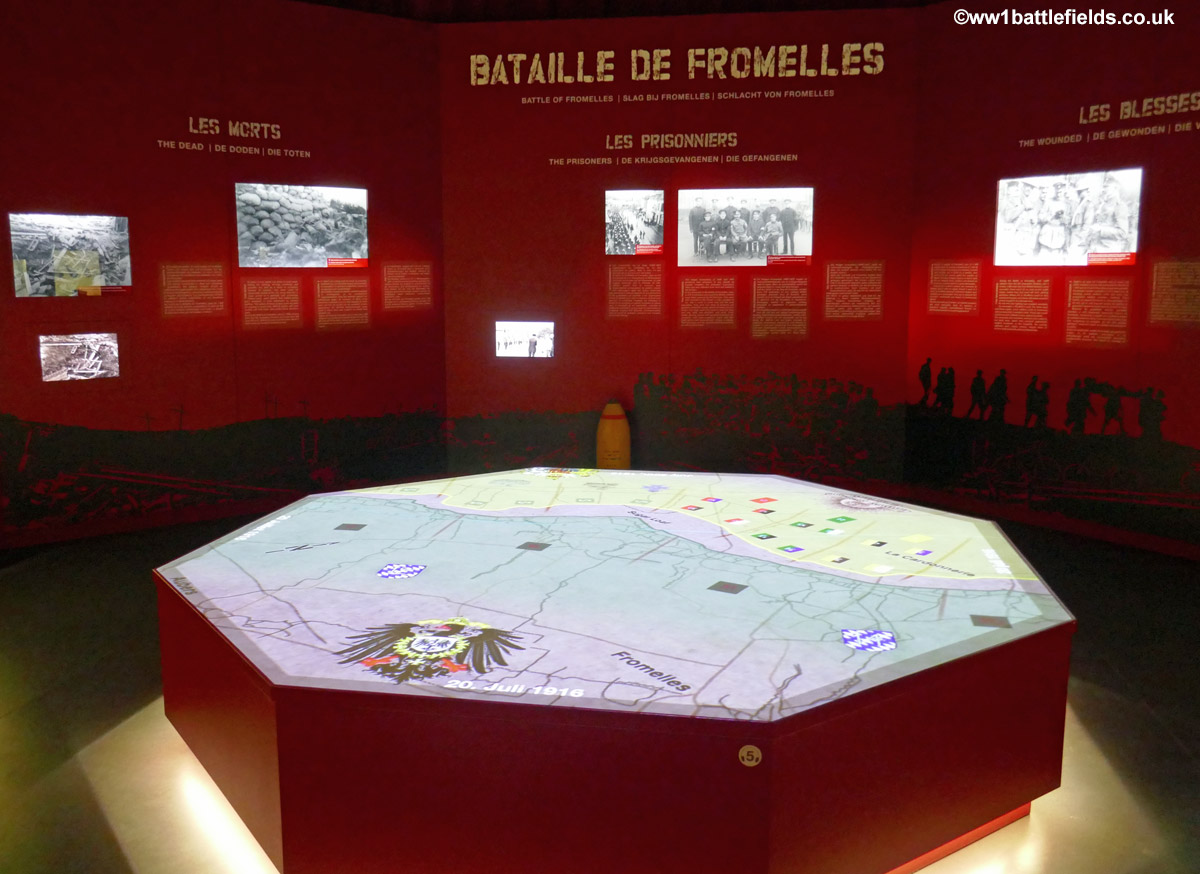 Fromelles Museum