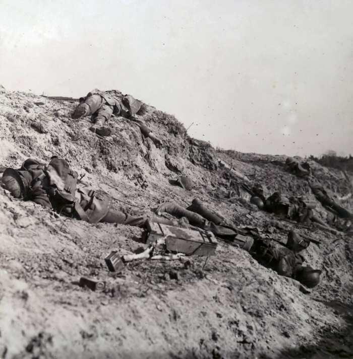 Vimy Ridge Memorial Park: Great War Sights Near Vimy RIdge : World War One Battlefields
