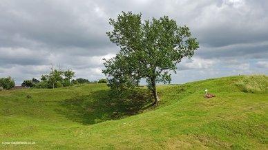 The 'Glory Hole' site