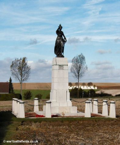 The 34th Division Memorial
