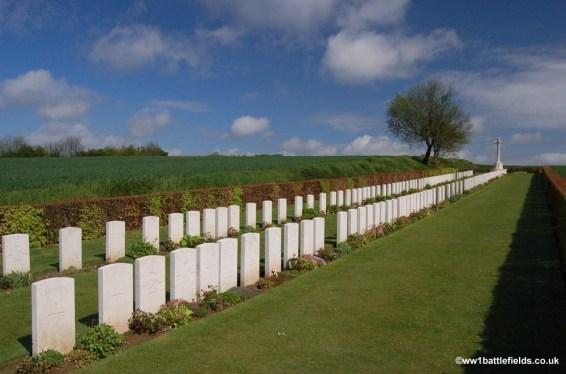 Beaumont Hamel British Cemetery